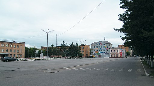 Спасск-Дальний 6