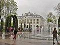 Фонтан на Торговой площади. Петергоф..jpg
