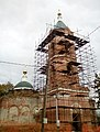 Церковь Рождества Пресвятой Богородицы Никольское-Долгоруково (Орешки), вид с запада.jpg