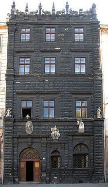 Black House, Lviv