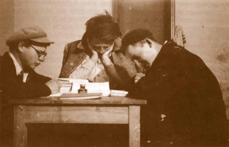 ביריה אסירים 1946 ארכיון ההגנה