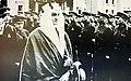 الملك فيصل أثناء زيارته روسيا في مايو 1932.jpg