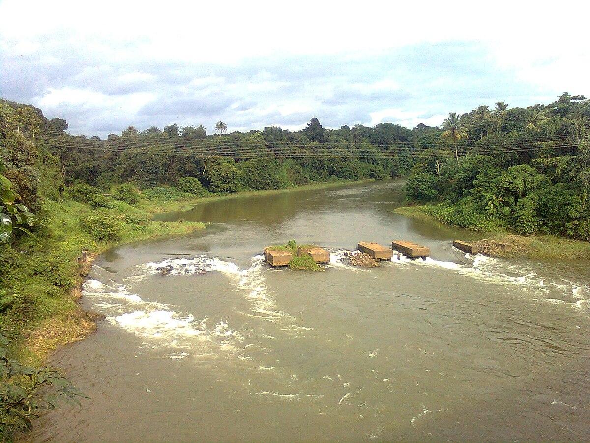 Kallada River, Kollam, Kerala