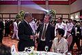 นายกรัฐมนตรี ร่วมงานเลี้ยงรับรองเนื่องในวันกองทัพบก ณ - Flickr - Abhisit Vejjajiva (19).jpg