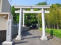 上染屋八幡神社 府中市白糸台1丁目 2013.5.17 - panoramio.jpg