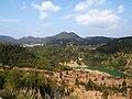 俯瞰寿山水库 - Overlooking Shoushan Reservoir - 2015.02 - panoramio.jpg