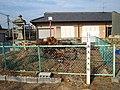 台風被害により18日に倒壊した。西大渕大松(ノД`) - panoramio.jpg