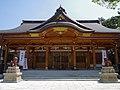 岸城神社 岸和田市岸城町 Kishiki-jinja 2013.8.29 - panoramio.jpg
