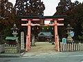 川西町結崎 糸井神社 Itoi-jinja, Yūzaki 2012.2.05 - panoramio.jpg