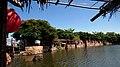 手拉船的船上風光,一覽無遺的老塘湖.jpg