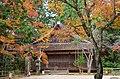 神護寺にて大師堂 京都市右京区 Daishi-dō in Jingoji 2013.11.21 - panoramio.jpg