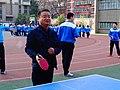 雁塔 陕师大附中分校在打乒乓球 07.jpg