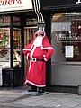 -2019-12-11 Santa Claus, M & D Buchers, Church Street, Sheringham.JPG