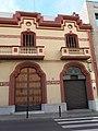 043 Casa Vicenç Mestres, c. Hermenegild Clascar (Vilafranca del Penedès).JPG