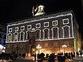 06 Palau de la Generalitat, amb il·luminació nadalenca.jpg