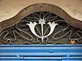 084 Ca l'Artigas, c. Llibertat 37 (Vilanova i la Geltrú), detall del portal.jpg