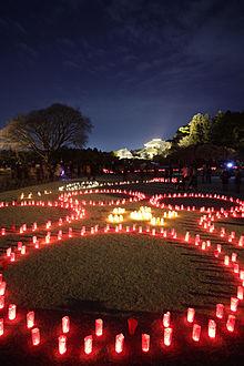 Candles Wikiquote