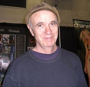 Tom Noonan - Noonan at the Big Apple Convention in Manhattan, October 17, 2009