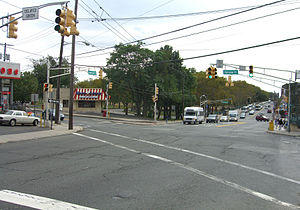 Nungessers - Woodcliff, Fairview, Anderson Avenue and Bergenline Avenue, at the Bergen-Hudson county line.