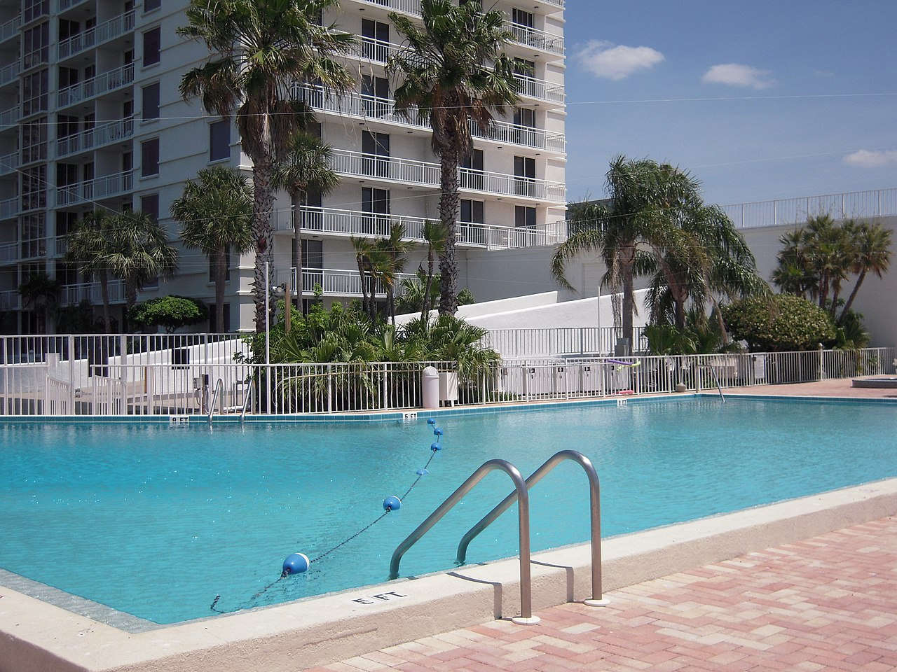 File 100 Pierce Swimming Pool In Clearwater Florida