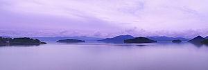 Kaeng Krachan National Park - Kaeng Krachan Reservoir