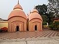 108 Shiva Temple complex, Bardhaman 11.jpg