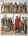 1100, German. - 032 - Costumes of All Nations (1882).JPG