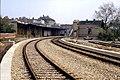 116L02300484 Vorortelinie, Station Hernals, Blick Richtung Gersthof, Erneuerung der Gleistrasse.jpg