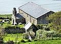 13 century Llangelynnin Church, Gwynedd, Wales - Eglwys Llangelynnin 01.jpg