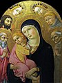 1469 di Pietro Madonna and Child with Saints anagoria.JPG