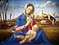 1503 Bellini Madonna auf der Wiese National Gallery, London anagoria.jpg