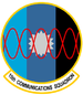 15 Communications Sq emblem.png