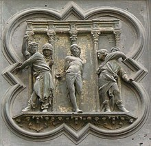 In Flagellation one of the panels on the North Doors. & Lorenzo Ghiberti - Wikipedia Pezcame.Com