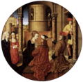 15th-century unknown painters - Joseph and Asenath - WGA23597.png
