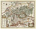 1657 Jansson Map of Germany (Germania) - Geographicus - Germaniae-jansson-1657.jpg