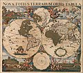 17th century world map - Nova Totius Terrarum Orbis Tabula.jpg