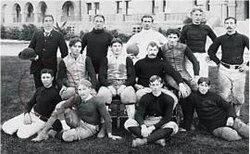 1891 Stanford football