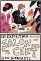 1897 Salon des Cent poster by Andrew Kay Womrath.png