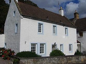 Limekilns - 18th-century house in Limekilns