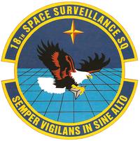18th Space Surveillance Squadron