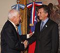 19.05.10 Macri recibe al nuevo embajador de Chile Miguel Otero Lathrop - 2.jpg