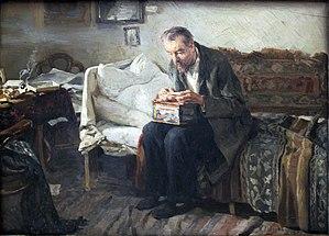 Klavdy Lebedev - Image: 1900 Lebedev Hagestolz anagoria