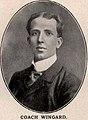 1906 Western University of Pennsylvania football coach Edgar R. Wingard.jpg