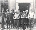 1914 Craig Brook National Fish Hatchery staff (15690933440).jpg