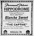 1915 - Hippodrome Theater Ad4 Allentown PA.jpg