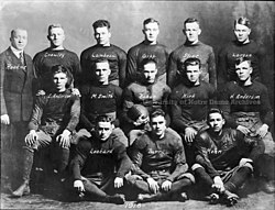 1918 Notre Dame Fighting Irish football team.jpg