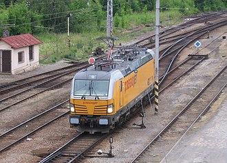 RegioJet - Image: 193 206 Praha Smichov spolecne nadrazi 03