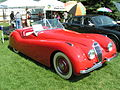 1950 Jaguar XK120 (932551771).jpg