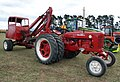 1952 International BMD with 1953 Hamilton digger (8167725059).jpg