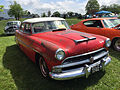1954 Hudson Hornet sedan at 2015 Shenandoah AACA meet 1of4.jpg